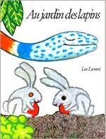 Couverture Au jardin des lapins