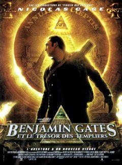 Affiche Benjamin Gates et le Trésor des Templiers