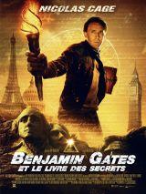Affiche Benjamin Gates et le Livre des secrets