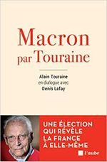 Couverture Macron par Touraine