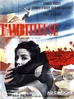 Affiche L'Ambitieuse