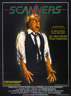 Affiche Scanners