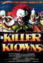 Affiche Killer Klowns