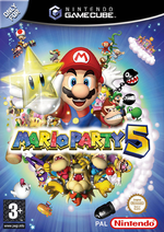 Jaquette Mario Party 5