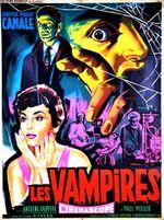Affiche Les Vampires