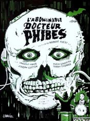 Affiche L'Abominable Dr. Phibes