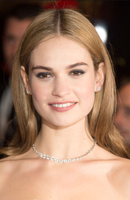 Photo Lily James
