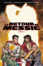 Couverture Le Retour du Messie, tome 1