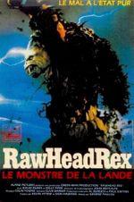 Affiche Rawhead Rex : Le Monstre de la lande