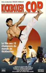Affiche Kickboxer Cop