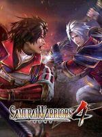 Jaquette Samurai Warriors 4