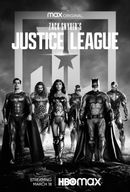 Affiche Zack Snyder's Justice League : Justice Is Gray Edition