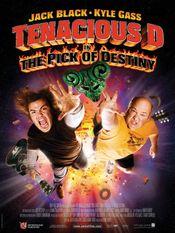 Affiche Tenacious D in The Pick of Destiny