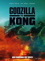 Affiche Godzilla vs Kong