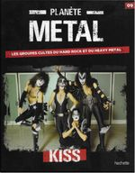 Couverture Planète Metal n°09 : Kiss