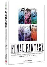 Couverture Final Fantasy : Encyclopédie Officielle Vol. 3
