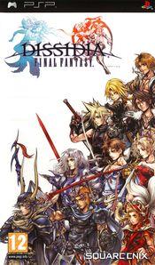 Jaquette Dissidia: Final Fantasy