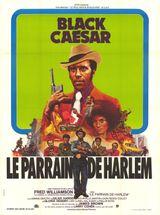Affiche Black Cesar, le parrain de Harlem