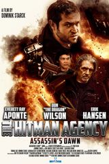 Affiche The Hitman Agency