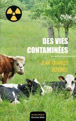 Couverture Des vies contaminées