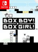 Jaquette BOXBOY! + BOXGIRL!