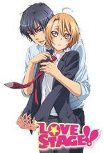 Affiche Love Stage!!