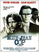 Affiche Blue-Jean Cop
