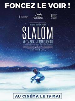 Affiche Slalom