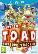Jaquette Captain Toad: Treasure Tracker