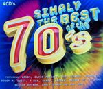 Pochette Simply the Best of the 70's