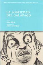 Couverture La sobriedad del Galápago