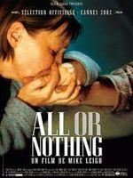 Affiche All or Nothing