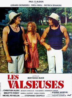 Affiche Les Valseuses