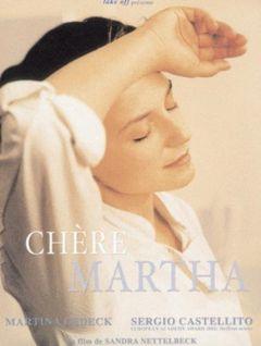 Affiche Chère Martha
