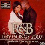 Pochette R&B Lovesongs 2007