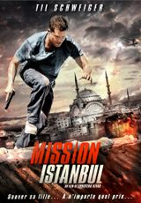 Affiche Mission Istanbul