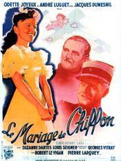 Affiche Le Mariage de Chiffon