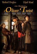 Affiche Les Aventures d'Oliver Twist