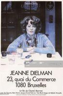 Affiche Jeanne Dielman, 23 quai du Commerce, 1080 Bruxelles