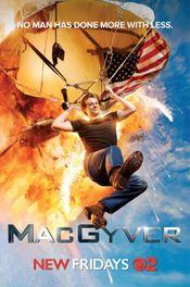 Affiche MacGyver