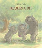 Couverture Jacques a dit