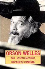 Couverture Orson welles