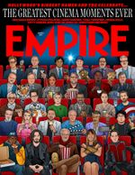 Couverture Empire #385 - The Greatest Cinema Moments Ever
