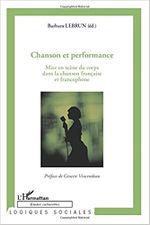 Couverture Chanson et Performance