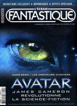Couverture L'Écran Fantastique - Hors Série n°13 / Les créateurs d'univers : Avatar