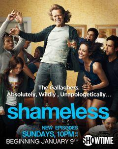 Affiche Shameless (US)