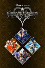 Jaquette Kingdom Hearts HD I.5  + II.5 ReMIX