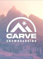 Jaquette Carve Snowboarding