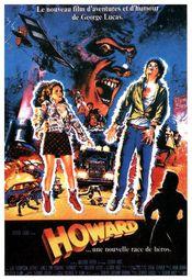 Affiche Howard... Une nouvelle race de héros