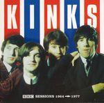 Pochette BBC Sessions 1964 → 1977 (Live)